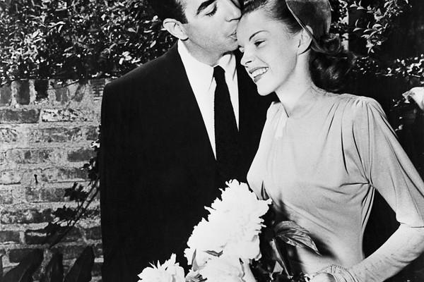 Vincente Minnelli e Judy Garland (Foto: Getty Images)