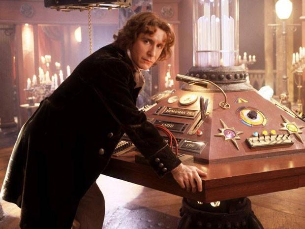 Paul McGann em 'Doctor Who' (Foto: Divulgação)