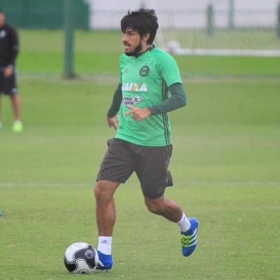 Tiago Real Coritiba (Foto: Divulgação/Coritiba)