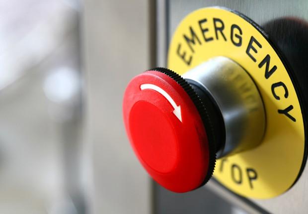 Segurança no trabalho ; emergência no trabalho ;  (Foto: Thinkstock)