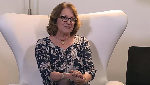 A cientista Thelma Kruk, nova iretora de Políticas para o Combate ao Desmatamento (Foto: G1)