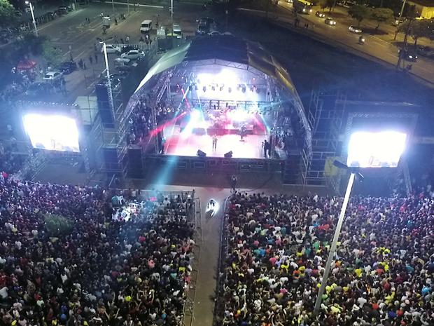 evento será realizado nesta quarta-feira, dia 01 de março no Aterro do Bacanga (Foto: Divulgação / Josely Sodré)