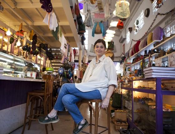 Heloísa Bacellar (Foto: Marcelo Min / Editora Globo)