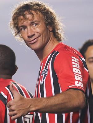 Diego Lugano - São Paulo (Foto: André Lucas Almeida / Futura Press)