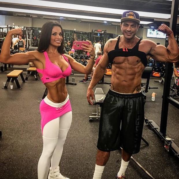 Fernanda D Avilla e Bambam (Foto: Instagram / Reprodução)