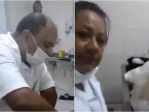 Funcionários de clínica foram demitidos e indiciados por imagens do corpo de Cristiano Araújo (Foto: Reprodução)