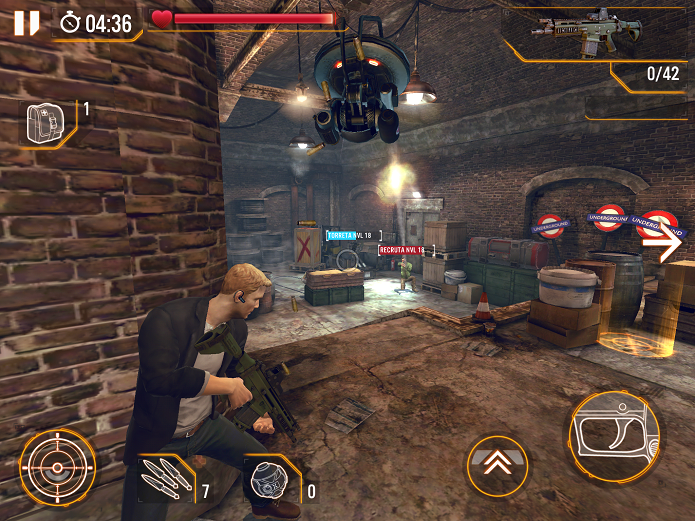 Mission impossible iii java game download for free on phoneky.