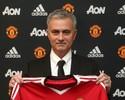 José Mourinho é confirmado como o novo treinador do Manchester United