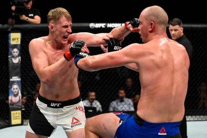 Alexander Volkov x Stefan Struve UFC Roterdã (Foto: Getty Images)