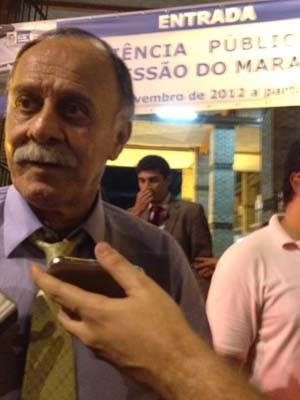 Deputado estadual Paulo Ramos (Foto: Isabela Marinho/ G1)
