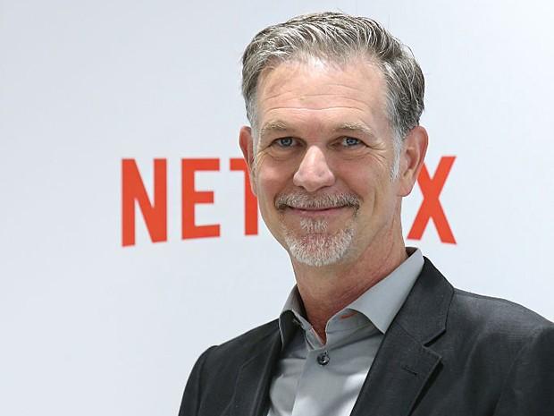 Reed Hastings, fundador e CEO da Netflix (Foto: Ken Ishii/Getty Images)