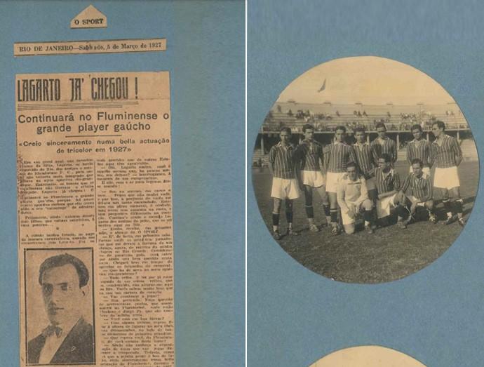 fluminense 1927 erro (Foto: Reprodução/Jornal do Comercio)