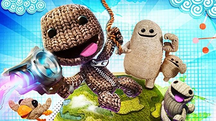LittleBigPlanet 3 trará 3 novos personagens, Oddsock, Swoop e Toggle. (Foto: Divulgação)