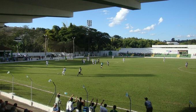 Corinthians e Fluminense vencem na 2ª rodada do Grupo 6 da Taça BH em Guaxupé (Foto: Esportiva Guaxupé)