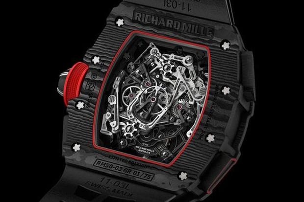 Relógio Richard Mille em parceria com a McLaren (Foto: Divulgação)