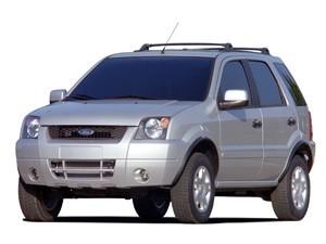 Ford EcoSport lançado em 2003 (Foto: Divulgação)