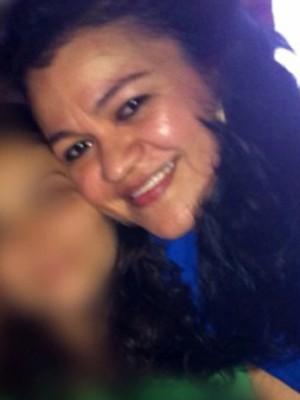 Célia Teotônio contou à polícia detalhes sobre o crime e ocultação do corpo (Foto: Reprodução / TV Mirante)