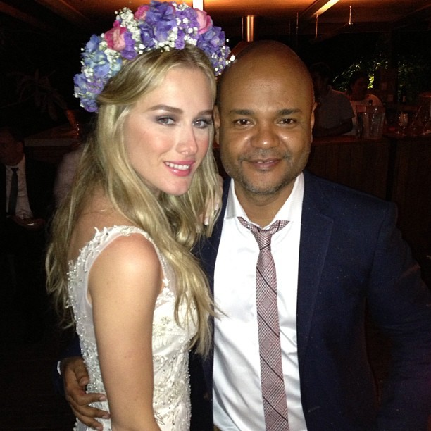 Ale de Souza com Fiorella Mattheis  (Foto: Instagram/Reprodução)