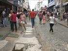 População reclama em São Luís da falta de infraestrutura da Rua Grande
