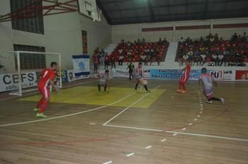 big bran x juventus jader machado acreano de futsal (Foto: Adelcimar Carvalho/G1)