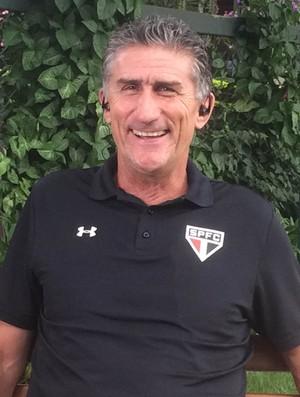 Edgardo Bauza; seleção sporTV; técnico do São Paulo (Foto: Marcelo Hazan)