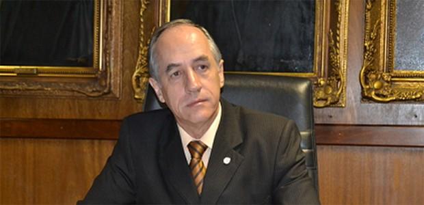 Mário Devienne Ferraz, presidente do Tribunal Regional Eleitoral de São Paulo (Foto: TRE)