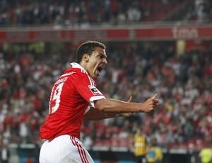 Rodrigo moreno benfica gol beira mar (Foto: Agência Reuters)