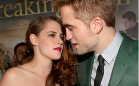 Kristen Stewart e Robert Pattinson (Foto: Christopher Polk/ Getty images/ Agência)