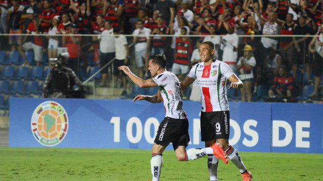 Ver en vivo San Lorenzo x Palestino 20/10/2016 - Em directo