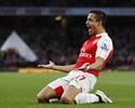 Alexis Sánchez faz dois gols e leva Arsenal à vitória e ao terceiro lugar