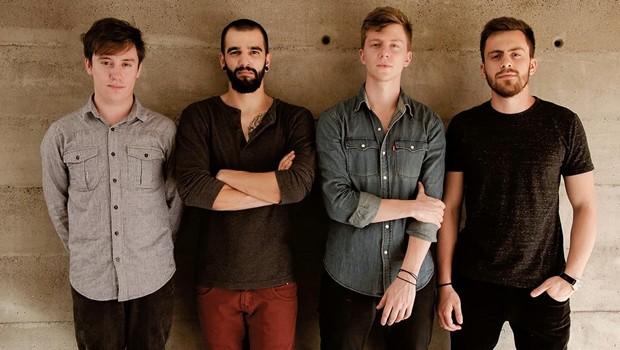 Com influências de Queens of Stone Age, Radiohead, O'Brother e Thrice, o quarteto logo chamou atenção por fazer parte do line-up de festivais relevante (Foto: Divulgação)
