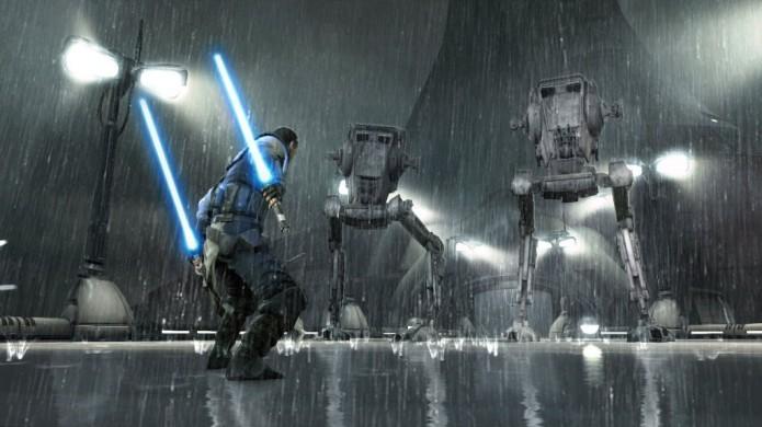 Star Wars: The Force Unleashed II não trouxe muitas novidades em relação ao seu antecessor (Foto: Reprodução/M1Games)