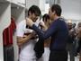 Novo auxiliar, Ceni revê parceiros, fãs, vítimas e rivais na seleção brasileira