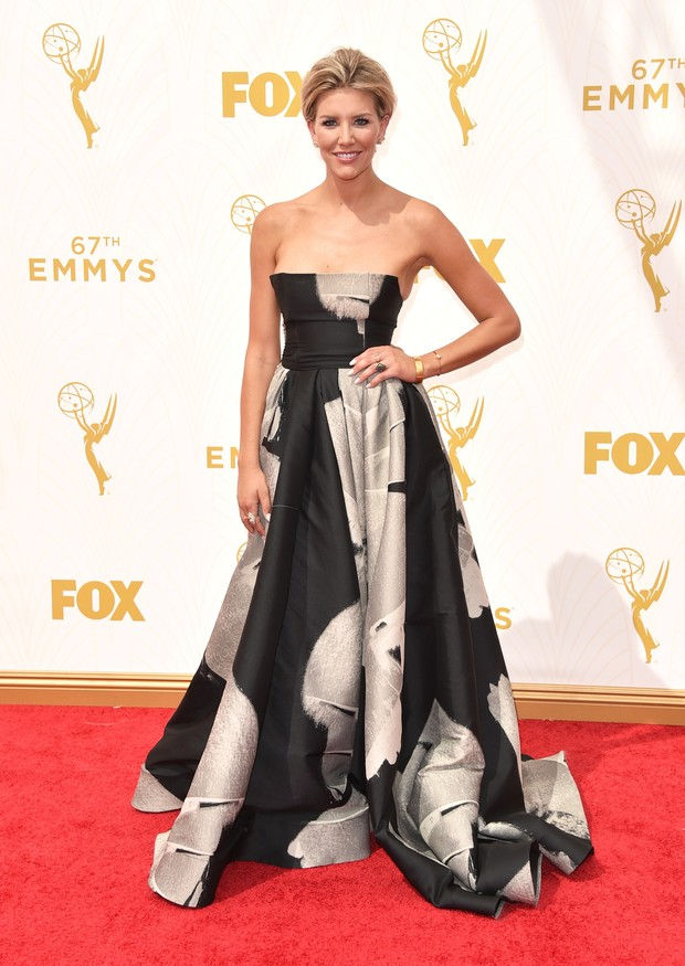 EMMY 2015 - Charissa Thompson (Foto: Getty Images)