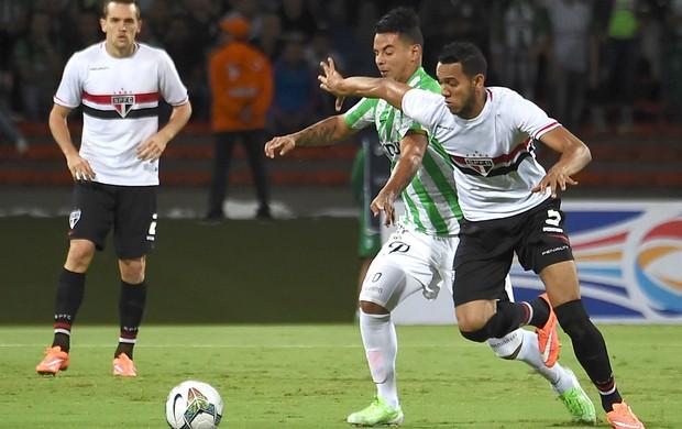 Souza, Atletico Nacional X São Paulo (Foto: Luis Costa / AFP)