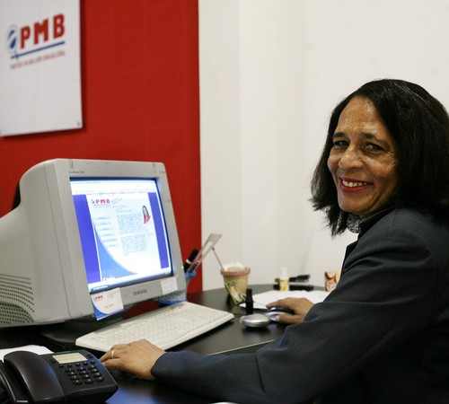 Suéd Haidar  Presidente Nacional do partido PMB (Foto: Guilherme Pinto / Agência O Globo)
