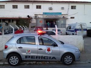 Investigações devem apontar qual foi o motivo da briga que acabou com dois detentos mortos (Foto: Walter Paparazzo/G1)