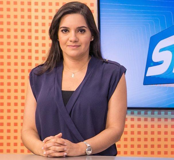 Lanne Pacheco apresenta a edição dessa sexta-feira (Foto: Divulgação/TV Sergipe)