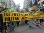 Manifestações pelo impeachment de Dilma reúnem milhares no Paraná