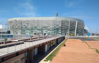 Curtinhas: Ingresso para pesagem em Fortaleza será trocado por alimento
