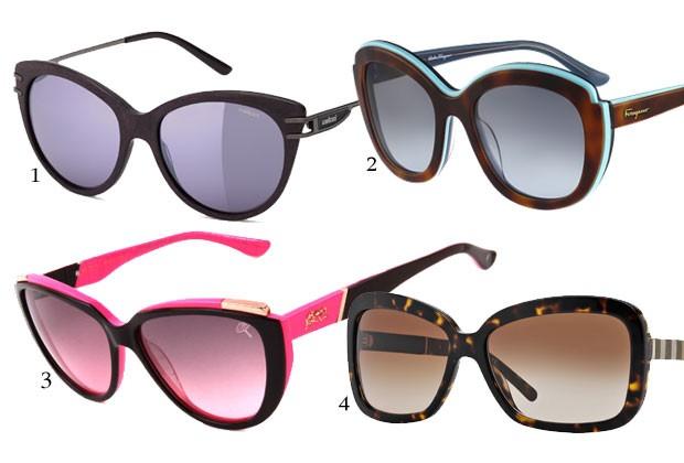 Por trás das lentes  encontre os óculos ideais para cada formato de ... 4cc59e9abd