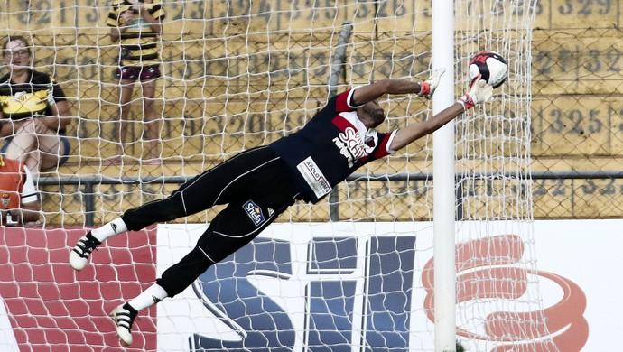 Novorizontino x Ituano Fábio (Foto: Miguel Schincariol / Ituano FC)