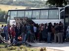 Espanha recebe os primeiros 20 refugiados procedentes da Grécia