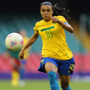 Marta Brasil (Foto: Getty Images)
