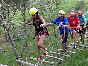 Sítio 7 Quedas oferece diversas atividades (Foto: Sítio 7 Quedas/Divulgação)