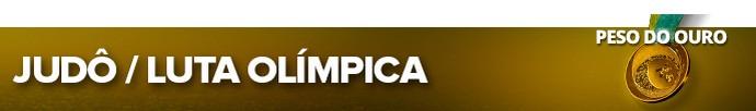 pan modalidades esportes JUDO LUTA OLÍMPICA (Foto: Editoria de Arte)