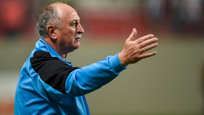 Luiz Felipe Scolari Felipão Grêmio e Atlético-MG (Foto: Agência Getty Images)