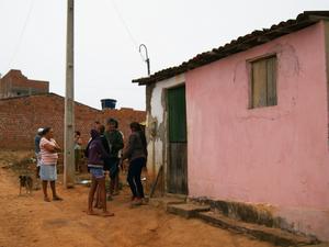 Homicídio na Vila Rafael (Foto: Divulgação/Adielson Galvão)