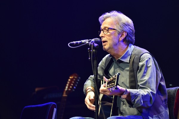 Eric Clapton (Foto: Getty Images)