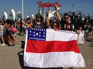 Família vai assistir a todos os shows do Rock in Rio 2015 (Foto  Káthia 3e595950366